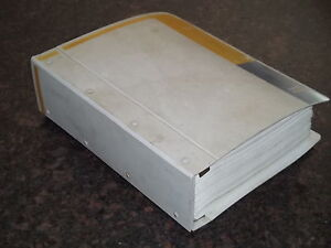 Case 680k Loader Backhoe Shop Repair Service Manual Oem Original