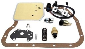 Solenoid Service Upgrade Kit 46re 47re 48re A 518 1993 97 Heavy Duty 21494