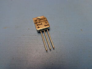 1 Om185 5st Ldo Voltage Regulator Positive 5v 3a To257aa 3 Pin Omnirel