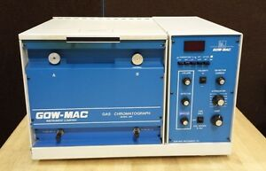 Gow mac Instrument Series 580 Gas Chromatograph