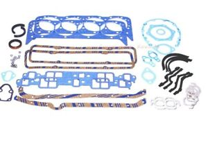 New Fel Pro Engine Overhaul Gasket Set 1959 1979 Sb Chevy 350 327 307 302 283