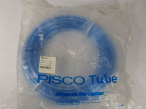 Pisco Tube Ub3 8ft Blue Polyurethane Tube For Pneumatic Piping 100ft New