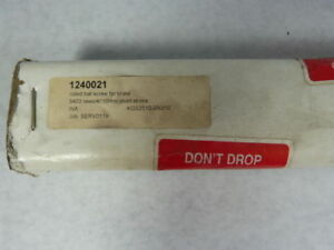 Ina Kgs2510 050 10 Rolled Ball Screw For Brake sealed In Pkg New