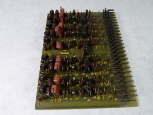 Ge Fanuc Ic3600lcda1b Pc Board Used
