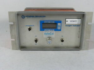 Orbisphere Laboratories G03at2 Oxygen Indicator Series 4112 110v Used