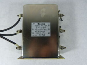 Tokin Lf 330 Noise Filter Used