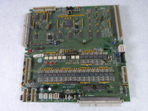 Matec 043 0274 01 9 Circuit Card Used