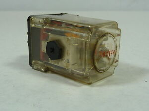 Microswitch Fe s2443 Dpdt Relay 12v 8 pin 165ohm Used