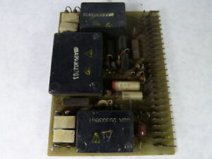 Ge Fanuc Ic3600avia1c Voltage Isolator Board Used