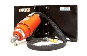 Skid Steer Auger System premium Package Fits Bobcat More Eterra Auger 4500