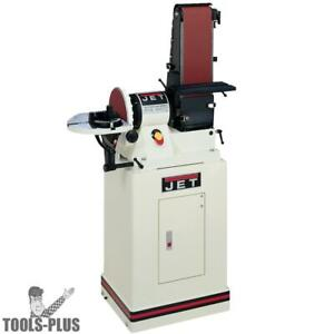 Jet Model Jsg 96cs Belt disc Sander Plus Closed Stand 708597k New