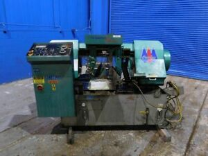 Peerless Automatic Horizontal Metal Cutting Band Saw 12 X 13 4 2005