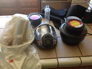 3m Powered Air Respirator