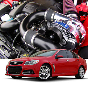 Chevy Ss 6 2l V8 Procharger P 1sc Supercharger High Output Intercooled Kit 14 17