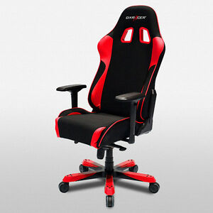 Dxracer Office Chairs Oh ks11 nr Ergonomic Desk Chair Computer Comfortable Chair