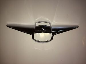 1941 Lincoln Custom Rear License Stoplight Housing