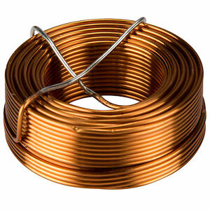 Jantzen 1191 0 44mh 18 Awg Air Core Inductor