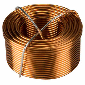 Jantzen 1528 0 25mh 20 Awg Air Core Inductor