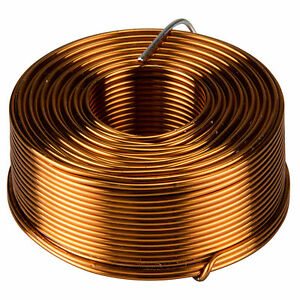 Jantzen 1526 0 90mh 20 Awg Air Core Inductor