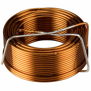 Jantzen 1446 0 27mh 18 Awg Air Core Inductor