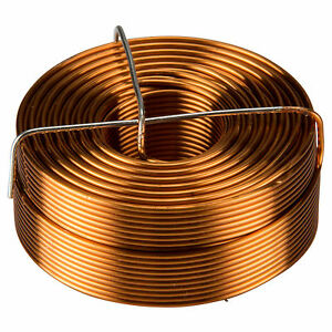 Jantzen 1864 1 2mh 20 Awg Air Core Inductor