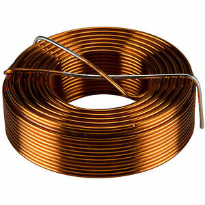 Jantzen 1075 0 75mh 18 Awg Air Core Inductor