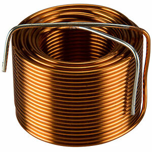 Jantzen 1895 0 39mh 15 Awg Air Core Inductor