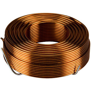 Jantzen 1284 0 85mh 18 Awg Air Core Inductor
