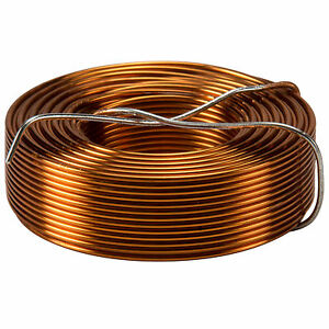 Jantzen 1953 0 90mh 18 Awg Air Core Inductor