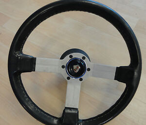 Porsche 911 914 Nardi Steering Wheel And Hub Assembly