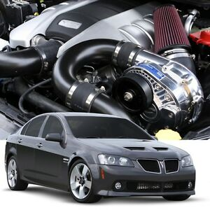 Pontiac G8 Gt 6 0 Procharger P 1sc 1 Supercharger High Output Intercooled Kit