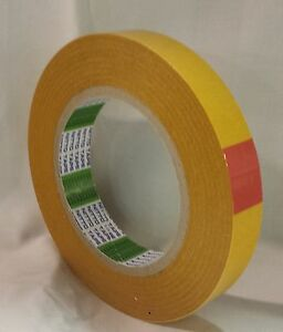 1 Roll Nitto Denko Double Coated Adhesive Transfer Tape 595b 75 X 60 Yards