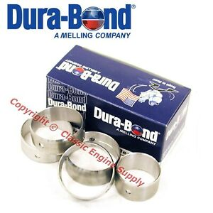 New Pd16 Durabond Cam Bearing Set 1956 1978 Chrysler Sb 273 313 318 326 340 360