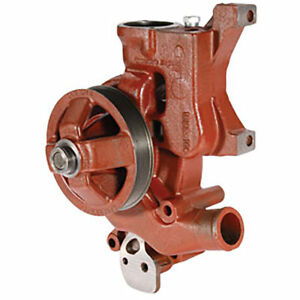87840257 New Water Pump For Ford Nh 6640 7740 7740o 7840 7840o 8240 8340