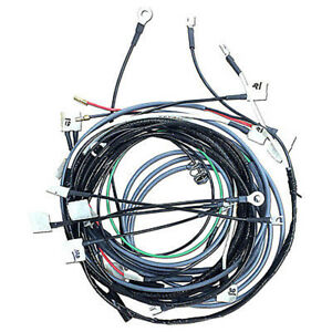 Ab4727r New Wiring Harness Made To Fit John Deere Tractor 50 gas