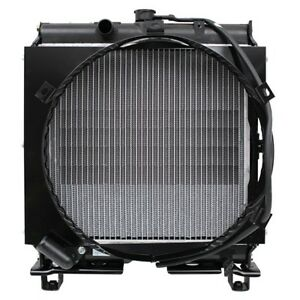 1g99472062 1g99472060 New Radiator Made To Fit Kubota Power Unit Model A 46