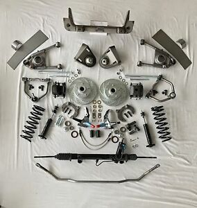 Mustang Ii 2 Suspension 47 48 49 50 51 52 53 54 Chevy Gmc Pick Up Panel Truck Us