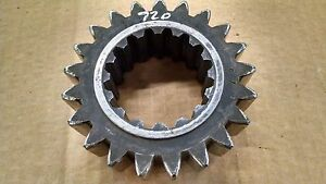 John Deere 720d 730d Fourth And Sixth Special Countershaft Gear R20113r