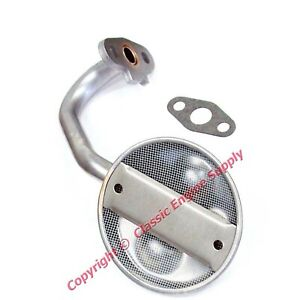 New Oil Pump Pick up Tube Screen Fits Some Ford 352 360 390 410 428 V8 Engines
