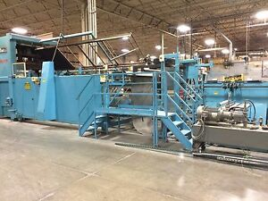 Thermoforming Press Lyle 260ftp