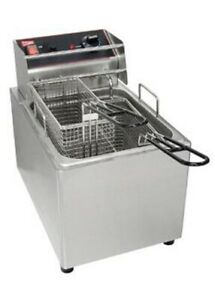 Grindmaster Cecilware El15 Electric Countertop Fryer authorized Seller