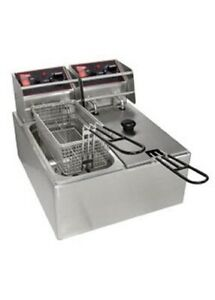 Grindmaster Cecilware El2x15 Electric Countertop Fryer authorized Seller
