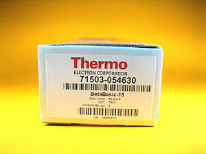 Thermo Electron 71503 054630 Betabasic 18 50 X 4 6mm