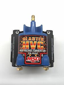 Msd 8252 Msd Ignition Blaster Hvc Coil with Mounts 42 000v high Rpm
