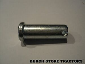 New Front Spring Arm Pin For Ih Farmall 140 130 Super A And 100 Tractors