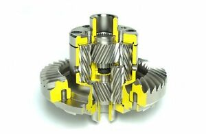 Quaife Atb Helical Lsd Differential Ford Fiesta Chain Drive Sealed