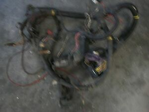 2001 International 4900 Dt 466e Engine Cab To Engine Wire Harness Not Cuts