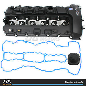 Valve Cover For 07 14 Bmw 1 135 335 535 740 X6 Z4 N54 F02 E70 11127565284