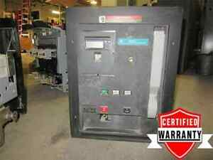 Ge Wph 08 600v 800a Air Circuit Breaker 225a Plug Wavepro 2 Yr Warranty