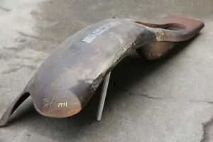 1931 Chevrolet Front Fender Left Driver Side Spare Tire Wheel Well 193